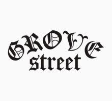 GROVE STREET  by IzzyFamous