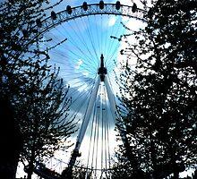 London Wheel by Emma Bennett