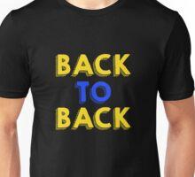 Steph Curry Back to Back MVPs Shirt Unisex T-Shirt