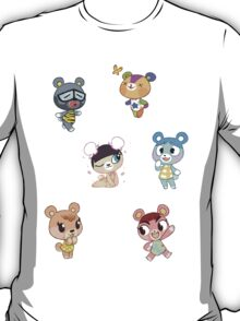 Animal Crossing - Cub Set 1 T-Shirt