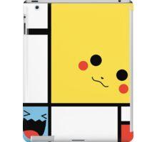 P K Mondrian iPad Case/Skin