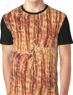 Bacon Breakfast Graphic T-Shirt