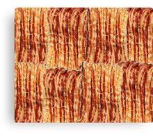Bacon Breakfast Canvas Print