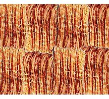 Bacon Breakfast Photographic Print