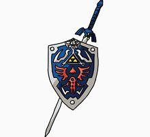 Legend Of Zelda - Sword&Shield  Unisex T-Shirt