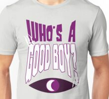 Who's A Good Boy? (Claws) Unisex T-Shirt