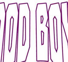 Who's A Good Boy? (Claws) Sticker