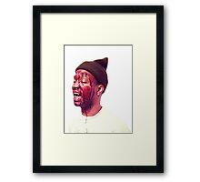 Juicy J Framed Print