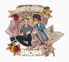 SMOSH by Didyoujustboop