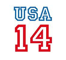 USA 2014 Photographic Print