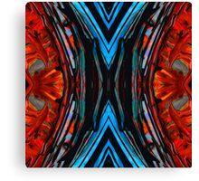 Expanding Energy Art by Sharon Cummings Canvas Print