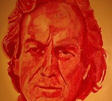 Richard Feynman by precisionts