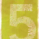 5 by axemangraphics