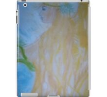 Golden Angel iPad Case/Skin