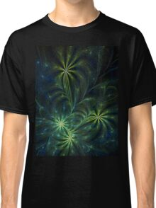Weed - Abstract Fractal Artwork Classic T-Shirt