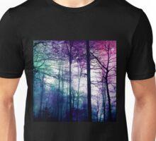 Tie Dye Forest Unisex T-Shirt
