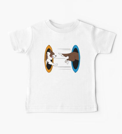 The Tail Chase Baby Tee