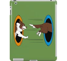 The Tail Chase iPad Case/Skin