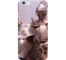 Armor in the Met iPhone Case/Skin