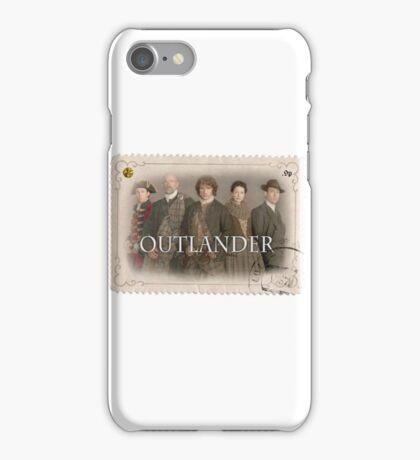 Outlander cast stamp iPhone Case/Skin