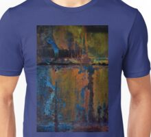 Artistic Rustic Old Mining Machine Unisex T-Shirt