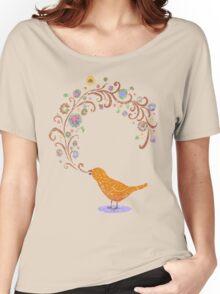 Birdsong Women's Relaxed Fit T-Shirt