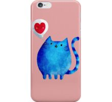 Love of The Cat iPhone Case/Skin