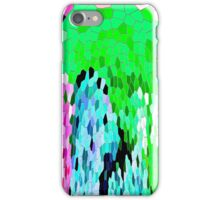 Palm Springs Pastel Explosion Abstract iPhone Case/Skin