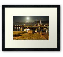 Claddagh, Galway Framed Print