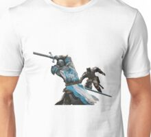 For Honor Game Artwork - Legions/Knight Fight with two handed swords Unisex T-Shirt