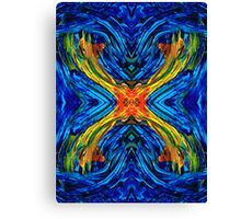 Modern Art - Xuberant - By Sharon Cummings Canvas Print