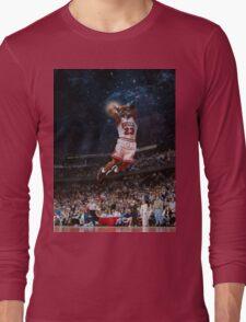 Michael Jordan Long Sleeve T-Shirt