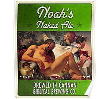 Bible Beer #3 Poster