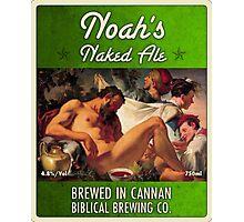 Bible Beer #3 Photographic Print