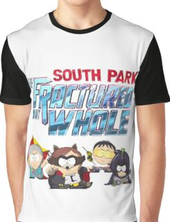 South Park The Fractured But Whole Graphic T-Shirt