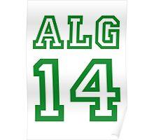 ALGERIA 2014 Poster