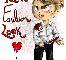 Hannibal - New fashion bloody look by Furiarossa