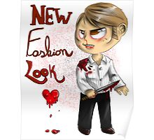 Hannibal - New fashion bloody look Poster