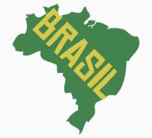 Brasil Kids Tee