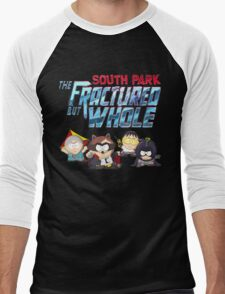 South Park The Fractured But Whole Men's Baseball ¾ T-Shirt