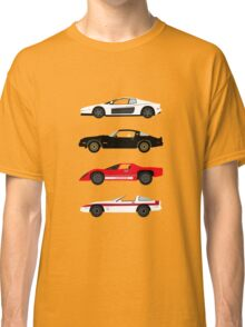 The Car's The Star: Sports Cars Classic T-Shirt