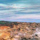 Gantheaume cliffs by Elliot62