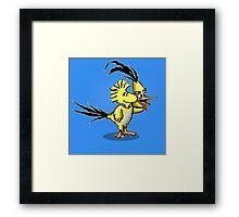 Wrath Of Woodstock Framed Print