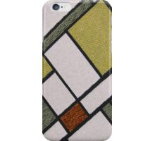 Square Cloth Texture  iPhone Case/Skin