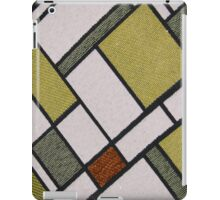 Square Cloth Texture  iPad Case/Skin