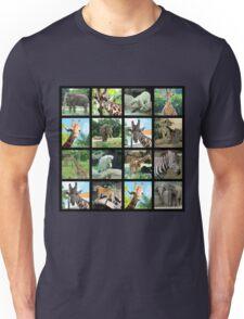 ANIMAL SAFARI PHOTO DESIGN Unisex T-Shirt