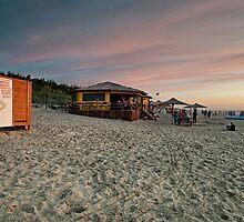 Beach Bar by Sebastian Chalupa