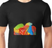Brushstrokes vers. 2 Unisex T-Shirt