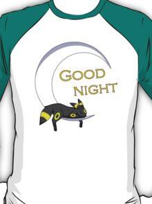 Good Night, Moonlight Pokemon T-Shirt