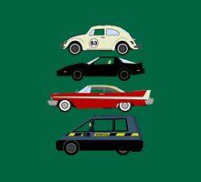 The Car's The Star: Living Cars Unisex T-Shirt